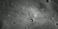 Revisit of LRO at Apollo Landing Sites