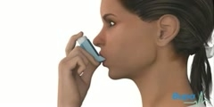 Technique To Use Metered Dose Inhaler