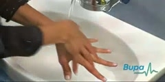 How should I wash my hands at the hospital? by Bupa