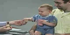 Clinical Examination of 18 Months Old Infant