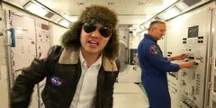 NASA's Johnson  space center - Gangnam style parody
