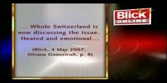 COLLAPSE OF DARWINISM IN SWITZERLAND