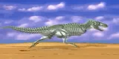Reconstruction of Iguanodon