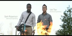 Sound-based fire extinguisher is an amazing invention