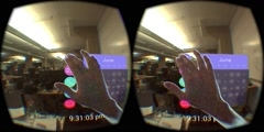 AR Screen hackathon project