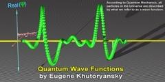 Quantum wave functions
