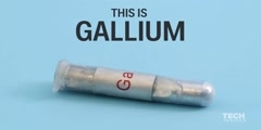 Properties of Gallium element
