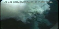 Underwater Volcano Eruption