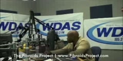 Patty Jackson WDAS  Interviews Co-Founders of The Fibroids P