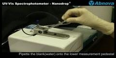 UV-Vis Spectrophotometer - Nanodrop
