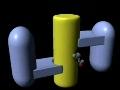 Acetylcholine receptor & MMP3_ PMAP