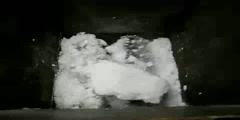 Crushing of Calcium Carbonate