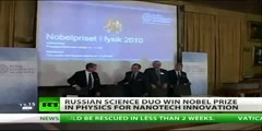 Nobel Prize 2010 for Physics