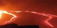 Volcano Eruption - Kilauea