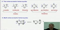 Heterocycles and its types