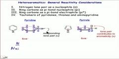 An overview of Heteroaromatic Reaction