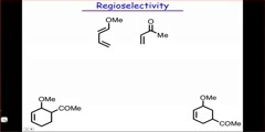 Rate and Regioselectivity in the Diels Alder Reaction