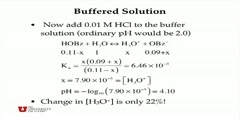 What is Buffer Solution
