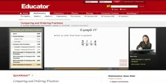How to Compare and Order The Fractions
