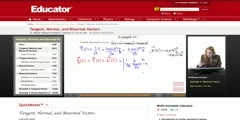 What is Binormal Vector