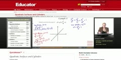 Calculating Quadratic Surfaces