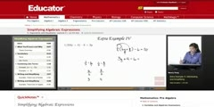 How to Simplify Algebraic Expressions