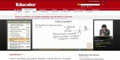 What is De Moivre 's Formula