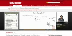 Pre-Calculus_ Products and Quotients of Complex Numbers in