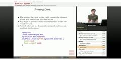 Nesting in CSS