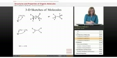 How to Draw 3D Sketches of Molecules
