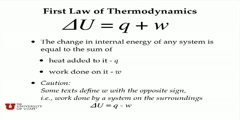 Key Concepts of Heat and Enthalpy