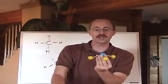 Chemical Bonds:  molecular shape 3