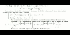 Solving  Inhomogeneous  Partial Differential Equations