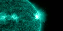 Sun Sends Out X6.9 Class Solar Flare