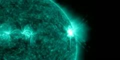 Sun Sends Out X6.9 Class Solar Flare