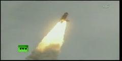 Space shuttle Atlantis final launch NASA video of last take off