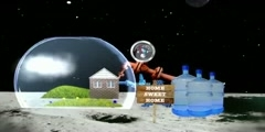 How would it be like living on the Moon