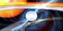 Youthful Pulsar Among Ancient Stars