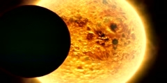 Direct Observation of an Exoplanet