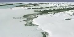 Mosaic of Antarctica