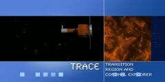 SOHO and TRACE Solar Discoveries