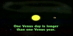 Mercury Venus and Mars