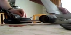 The  F16 Afterburner Turbine