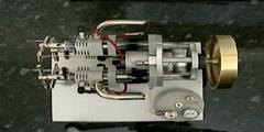 A 4 Cylinder Gas Powered Engine