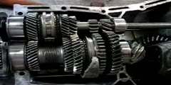 SUBARU WRX 5 SPEED transmission Video