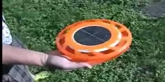 An  Amazing  Anti gravity Flying disc