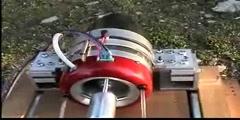 All new version turbine jet engine he RC