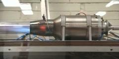 The failure of a Gas turbine
