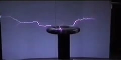 Tesla Coil done at home