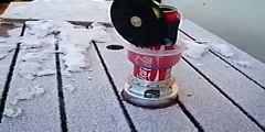 Demonstration of a Coca Cola Can Engine